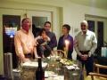 Our family Hanukkah celebration, December 2011