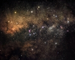 """""""Like the universe depends"""", poetry by Roshan James"""